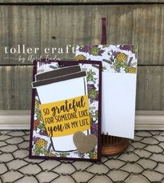 Autumn Gift Card Hol