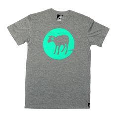 Shircle – Grey/Green $49.95 Green And Grey, Mens Tops, T Shirt, Fashion, Supreme T Shirt, Moda, Tee Shirt, Fashion Styles, Fashion Illustrations