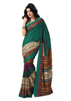 "#Masakali Sarees - Latest Art Designer Silk Sarees ONLY for 599/-.  FREE SHIPPING | EASY RETURNS | CASH ON DELIVERY !!!  100/- Discount on Coupon code ""EQ100"".  Buy Here: http://www.ethnicqueen.com/eq/sarees/masakali/"