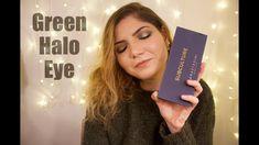 Green Halo Eye Look | Using ABH Subculture Palette | Deniz Komurcu