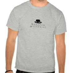 Murdoch Mysteries T-T Shirt, Hoodie for Men