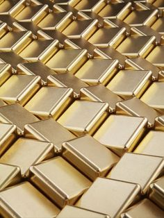 Gold - one of the most sumptuous and luring materials know to man
