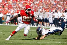 694954177 Kansas City Chiefs All Pro running back