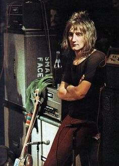 Check out Rod Stewart @ Iomoio 70s Music, Rock Music, Pop Rock, Rock N Roll, Ronnie Lane, Rod Stewart, Forever Young, Music Stuff, Blues