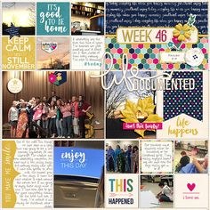 Pocket Life '15: November Collection by Traci Reed 365Unscripted: Plastic Stitched Grids Bundle by Traci Reed  #tracireeddesigns