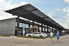 classen curve - strip mall