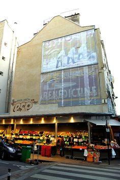 Paris 9 - rue des martyrs