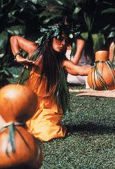 Rell Sunn dances Hula. Heart of the Sea. She was an amazing woman, must read her story