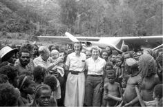 The first pilot for Mission Aviation Fellowship, Betty Greene became the first woman to fly across the Andes and the first woman to pilot an aircraft in Sudan.