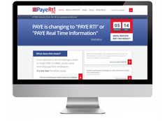 PayeRti.org - Infotex was selected to design and create the national website www.payerti.org to raise awareness among UK employers of HM Revenue & Custom's changes to PAYE requiring employers to notify PAYE at the same time they pay their employees. http://www.infotex.co.uk/our-work/view/payerti-org