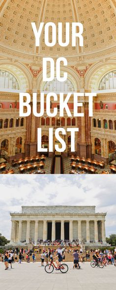 101 Things to Do in DC - The Ultimate Washington DC Bucket List // localadventurer.com Voyage Usa, East Coast Road Trip, East Coast Travel, Road Trip Usa, Washington Dc Trip, Living In Washington Dc, Georgetown Washington Dc, Washington Dc Restaurants, Vacation Places