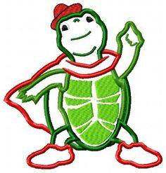 Turtle Tuck tshirt
