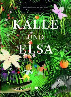 """Zwei Freunde, ein gewöhnlicher Nachmittag bei gutem Wetter ... """"Mama, dürfen wir raus?"""" - mit dieser simplen Frage beginnt ein Abenteuer, wie es nur zwei kleine Strolche erleben können. Mehr als ein Garten, eine Decke und Proviant sind nicht nötig, und schon befindet man sich im tiefsten Dschungel und beweist seinen Mut in der Nacht, wenn die Wölfe heulen. Verona, Elsa, Book Illustration, Baby Fever, Nonfiction, Childrens Books, Books To Read, Author, Amazon"""