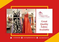 Fabric town has a vast collection of fabric, which you can effortlessly buy for various occasions and events at a reasonable price. Home Decor Items, Different Colors, Fabric Design, Blankets, Waiting, Fancy, Events, Store, Stuff To Buy