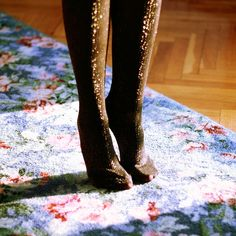 party tights by *Nishe, via Flickr