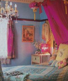 Bohemian bedroom