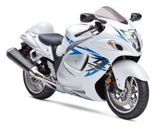 Suzuki Hayabusa First Ride Motorcycle USA