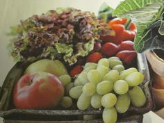"""Some """"Healing Foods"""" for Cancer Prevention"""