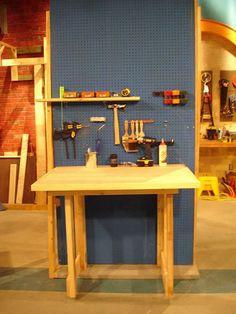 Como hacer una mesa plegable