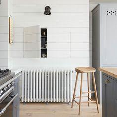 Kitchen storage | Hamptons-style London terrace | House Tour | PHOTO GALLERY | Livingetc | Housetohome