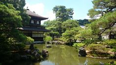 Awesome Kyoto'a Temple! I would like to create a smaller version in my (zen) garden of dreams