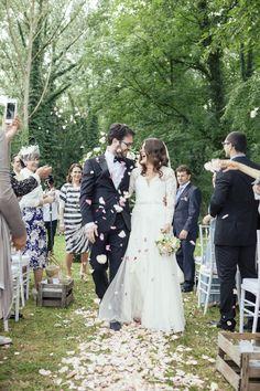Hochzeitstagebuch: Mein selbst designtes Brautkleid – der Entstehungsprozess - Journelles