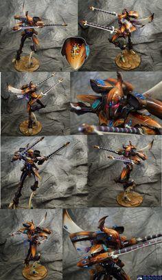 eldar revenant scorpion 1 by Atropos907 on DeviantArt