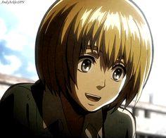 Armin | He's so cute :3