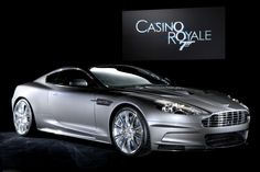 Casino Royale - DBS. Learn more at http://www.astonmartin.com/007 #AstonMartin #JamesBond #007