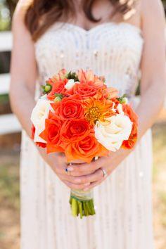 Bộ sưu tập hoa cưới màu sắc mùa hè