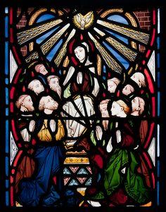 La Pentecôte - Church of the Assumption, Our Lady's Island, Ireland