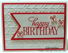 Linda K's Stampin' Page: Stampin' Up!'s 2015-2017 In Colors Watermelon Wonder