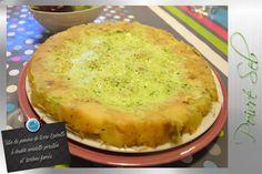 Tatin de pomme de terre Laurette / Poivré Seb Omelette, La Tourtiere, Laurette, Cornbread, Quiche, Breakfast, Ethnic Recipes, Food, Pepper