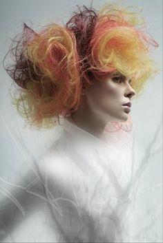 präsentiert von www.my-hair-and-me.de #women #hair #haare #brown #blonde #red #braun #blond #rot #weiß #white #outfit #many #hairs