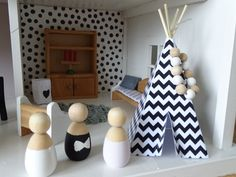 DIY project poppenhuis