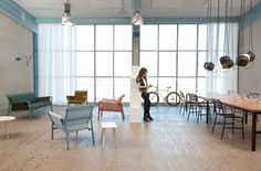 Superkink, Bla Station, Muebles, Productos e-interiors