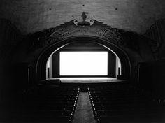Theaters (1978-93) © Hiroshi Sugimoto