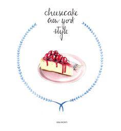 Cheesecake - Ana Monti
