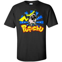 What do you get when you combine the hottest game and the best dog breed? Pugachu! Check It Out!