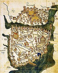 Siege of Constantinople (1422) The first full-scale Ottoman Siege of Constantinople took place in 1422 as a result of the Byzantine Emperor Manuel II's attempts to interfere in the succession of Ottoman Sultans, after the death of Mehmed I in 1421. This policy of the Byzantines was often used successfully in weakening their neighbours. When Murad II emerged as the winning successor to his father, he marched into Byzantine territory. The Turks had acquired their own cannon for the first time…