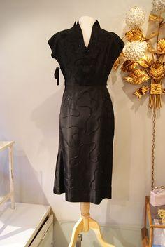 Couture allure vintage fashion vintage fashion pinterest for Magasins de robe de mariage portland oregon
