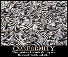 conformity in advertising - Google Search