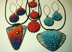 Polymer clay and wire By: Silastones