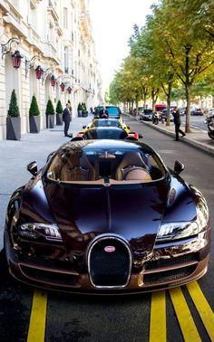 Bugatti Veyron Grand Sport Rembrandt