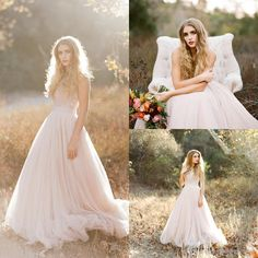 2015 Latest Style Sweetheart Neck Sequin Lace A-line Simple Tulle Floor-length Bridal Wedding Dress from Weddingpalace,$115.19 | DHgate.com