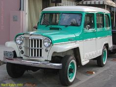 Willys Rural