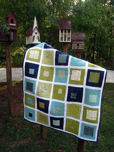 Front of baby boy quilt   Flickr - Photo Sharing!