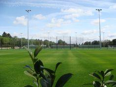 Swansea City's training facility at Landore, Swansea