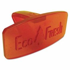Fresh Products Eco Fresh Bowl Clip, Mango Scent, Orange, 12/BX (FRSEBC72FMAN)