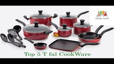 Top 5 T-fal Best Nonstick Cookware Review | T-Fal Cookware Tests | T-Fal...